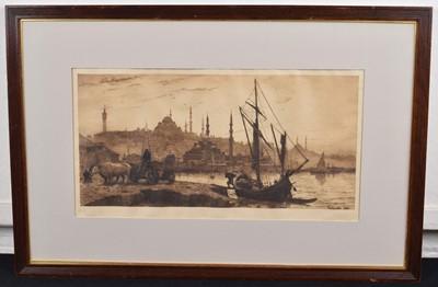 Lot 38 - Tristram James Ellis A.R.E. (British 1844-1922)