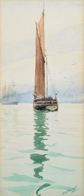 Lot 37 - Philip Thomson Gilchrist R.B.A. (British 1865-1956)