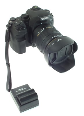 Lot Sigma SD1 SLR camera