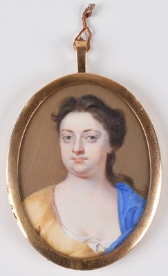 Lot 40 - Christian Richter (Swedish 1678-1732)
