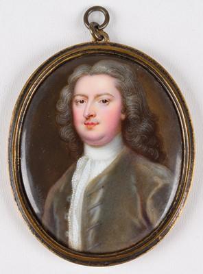 Lot 68 - Christian Friedrich Zincke (German 1683-1767)