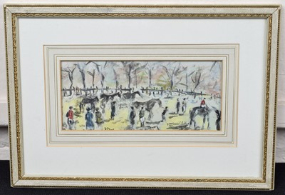 Lot 44 - Paul Lucien Maze (French 1887-1979)
