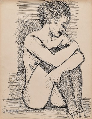 Lot 42 - Marcel Gromaire (French 1892-1971)
