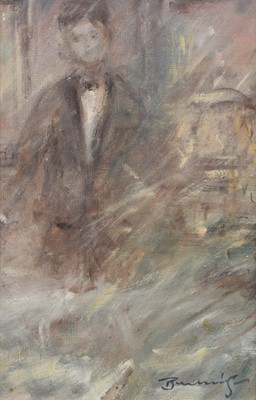 Lot 35 - Walter John Beauvais (British 1942-1998)