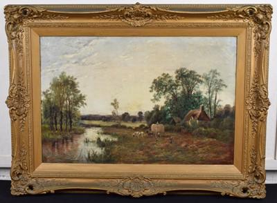 Lot 16 - John Henry Boel (British fl.1889-1912)