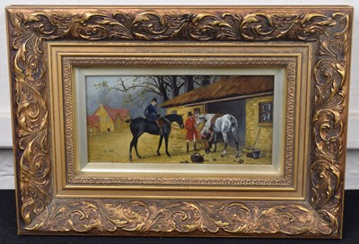 Lot 9 - G.W. (19th/20th century)