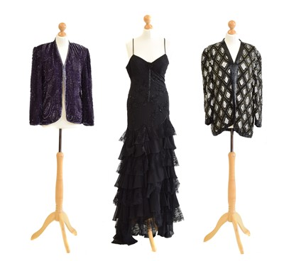Lot 48 - A selection of clothing by Frank Usher
