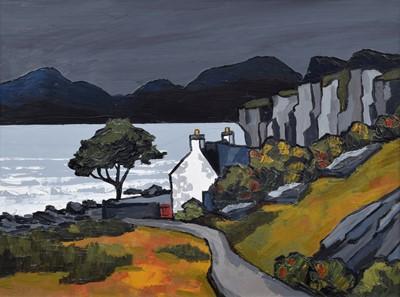 Lot 126 - David Barnes (British 1943-)