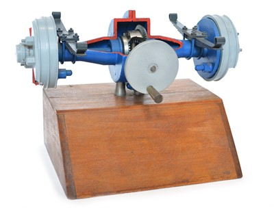 Lot 109 - Cutaway Model of a Differential