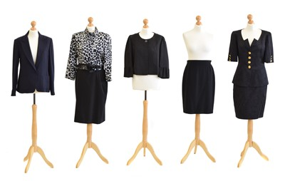 Lot 10 - A selection of clothing to include Guy Laroche, etc (5)