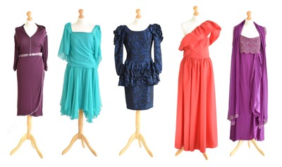 Lot 115 - Five gowns