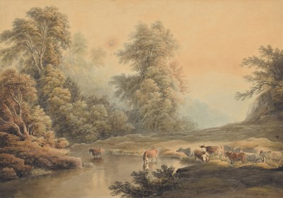 Lot 19 - George Cuitt (1743-1818)
