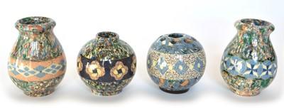 Lot 128 - Four Vallauris vases
