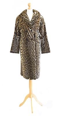 Lot 10 - An Ocelot fur coat