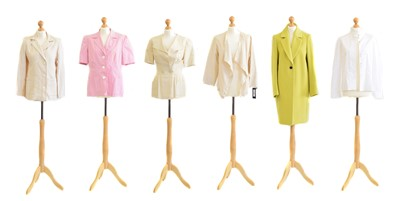 Lot 50 - A selection of designer clothing