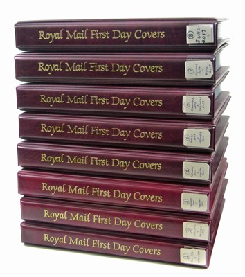 Lot 85 - GB First Day covers collection