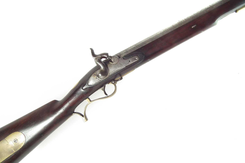 Lot Percussion Baker Rifle