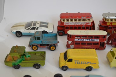Lot Collection of 37 diecast vehicles to include a...
