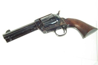 Lot 22 - Pietta 1873 SAA blank firing Colt revolver