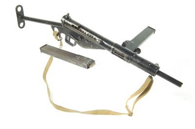 Lot Deactivated Sten 9mm sub machine gun