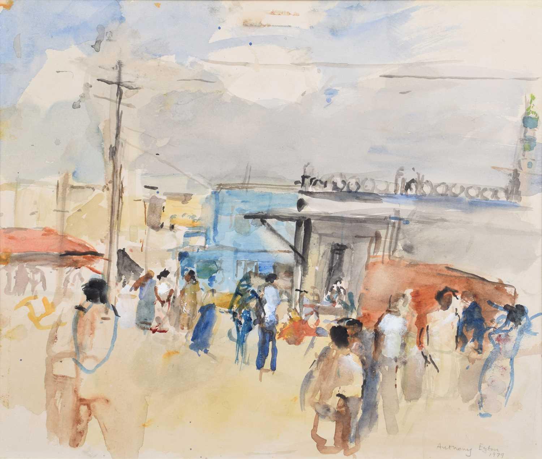 Lot 15 - Anthony Eyton R.A. (British 1923-)