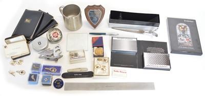 Lot 102 - Collection of Rolls Royce & Bentley Memorabilia