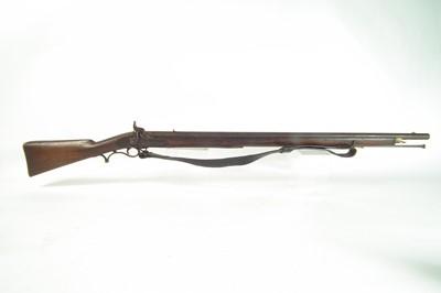 Lot 32 - Manton percussion musket
