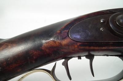 Lot Percussion Plains rifle by J Mier