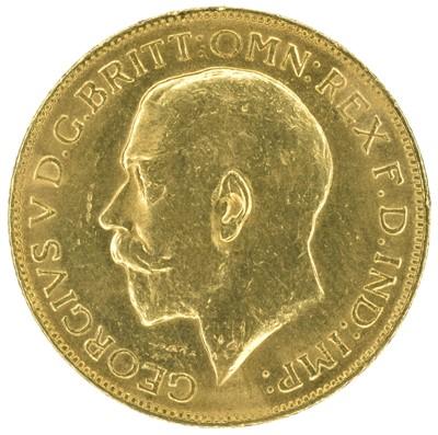 Lot 39 - King George V, Sovereign, 1916, Perth Mint.