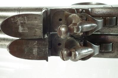 Lot 5 - Pair of flintlock pistols by J. Duncumb