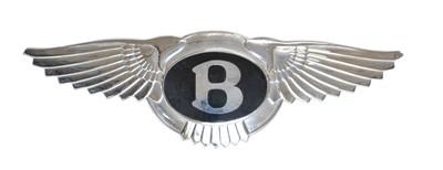 Lot 106 - Bentley Badge