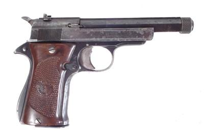 Lot 97 - Deactivated Star .22 semi automatic pistol