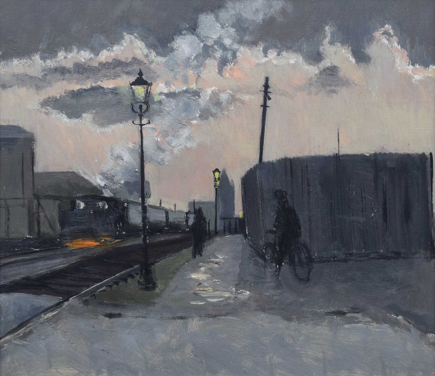 Lot 38 - Kenneth Gribble (British 1925-1995)