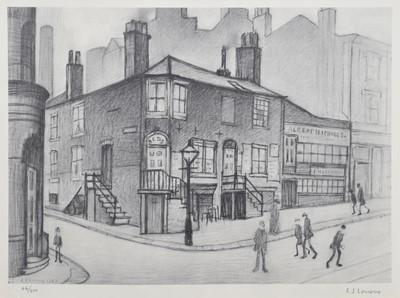 Lot 125 - L.S. Lowry R.A. (British 1887-1976)