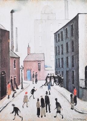 Lot 127 - L.S. Lowry R.A. (British 1887-1976)