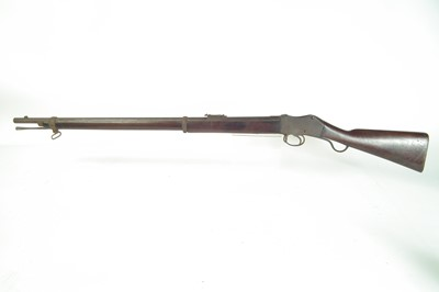 Lot 27 - Martini Henry .577/450 rifle