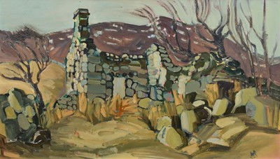 Lot 7 - Roy Burrows (British 1922-2010)