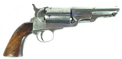 Lot W. Schnorrenberg Belgian colt type revolver