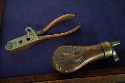 Lot 19 - W. Schnorrenberg Belgian colt type revolver