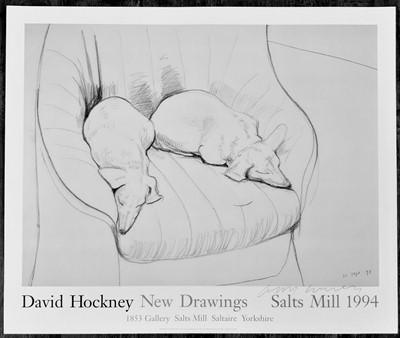 Lot 66 - David Hockney R.A. (British 1937-)