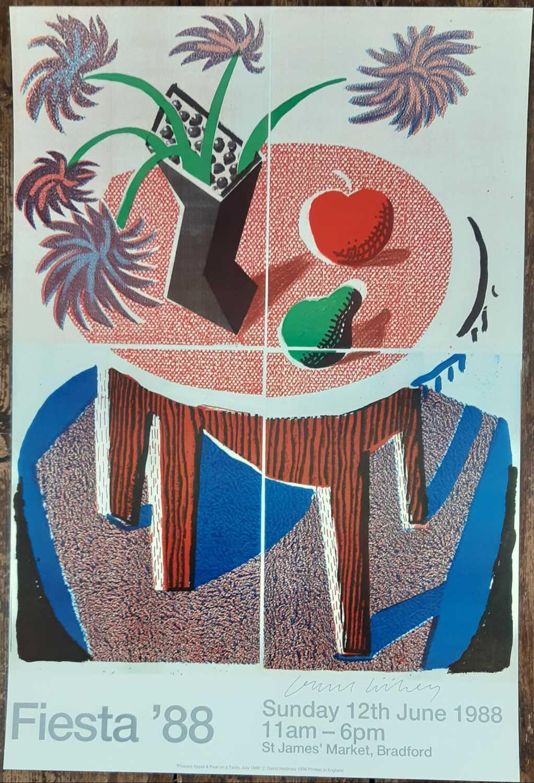 Lot 68 - David Hockney R.A. (British 1937-)