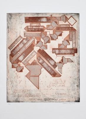 Lot 47 - Eduardo Paolozzi R.A. (Scottish 1924-2005)