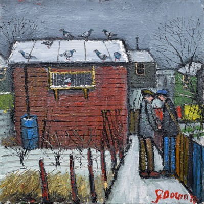 Lot 22 - James Downie (British 1949-)