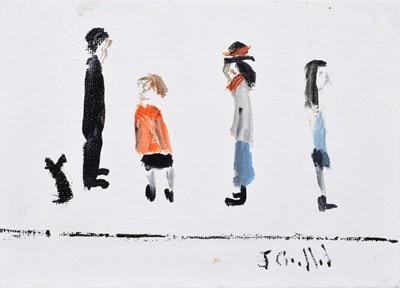 Lot 106 - John Goodlad (British 20th/21st century)