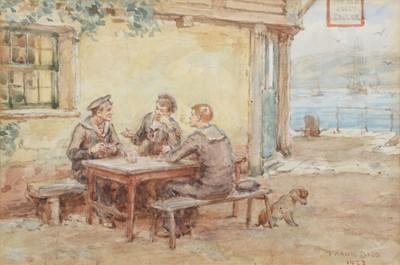 Lot 37 - Frank Dadd R.I. (British 1851-1929)