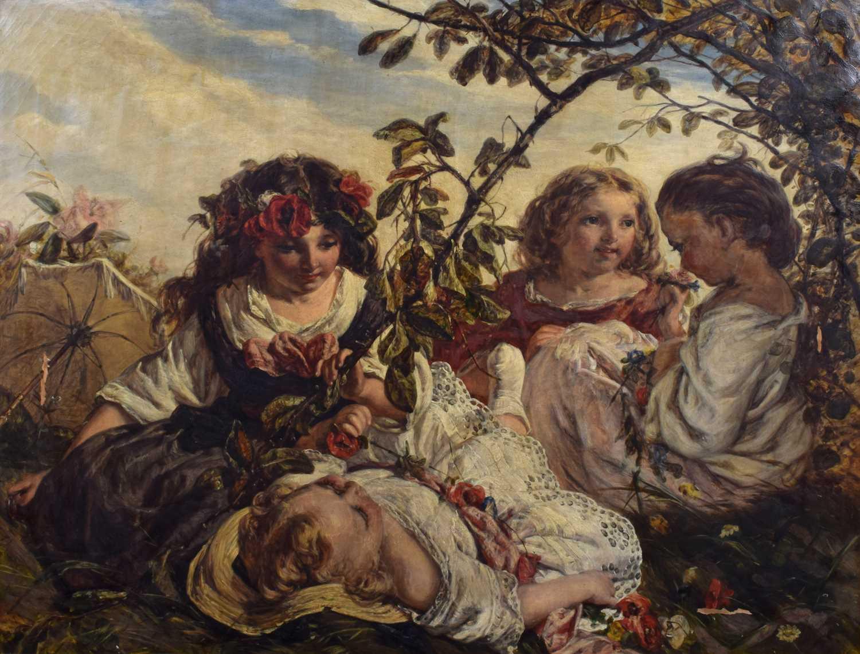 Lot 38 - Frederick Charles Underhill (1832-1896)