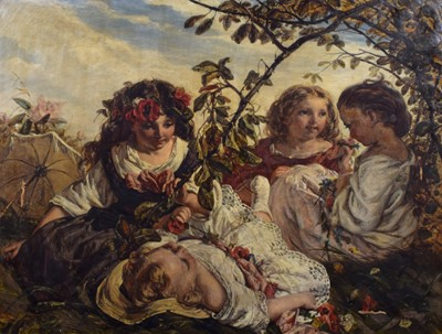 Lot 93 - Frederick Charles Underhill (1832-1896)