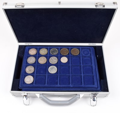 Lot 20 - Collection of coins from George III to Elizabeth II to include many denominations.