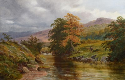 Lot 33 - Henry W. Henley (British fl. 1891-1895)