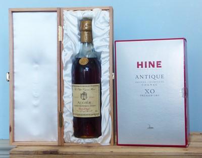 Lot 88 - 2 Bottles Very Fine Cognac (boxed)